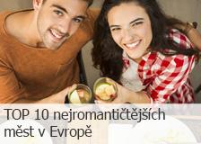 TOP 10 nejromantičtějších měst v Evropě