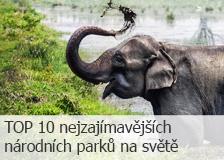 TOP 10 nejzajímavějších národních parků na světě