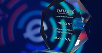 Top Agent QATAR AIRLINES